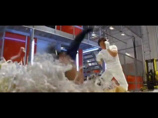 Gorgeous - Jackie Chan vs Bradley James Allan - Part 2
