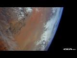 Вид земли с орбитальной станции